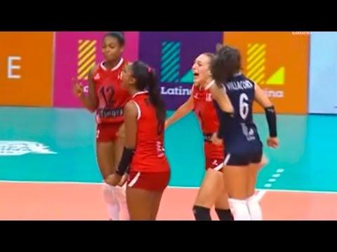 Perú ganó Copa Latina U20 tras reñido quinto set con Dominicana
