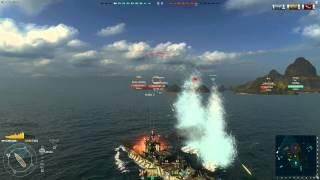 World of Warships - Detonation