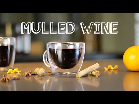 Traditional Mulled Wine (Glühwein) Recipe