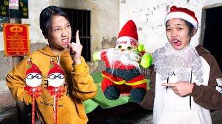 Giáng Sinh Noel Của Hai Chị Em Mồ Côi ❤ Video Cảm Động - Trang Vlog