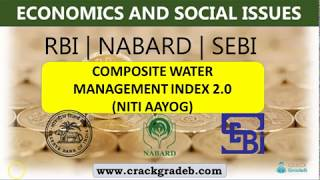 Composite Water Management  ndex 2.0 for RB  GRADE B and SEB  GRADE A