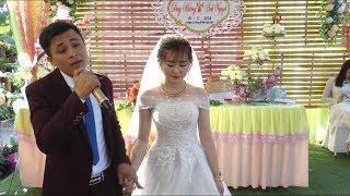 Cô dâu chú rể hát bài nhạc chế khiến ai cũng phải ghen tỵ | Nên duyên vợ chồng