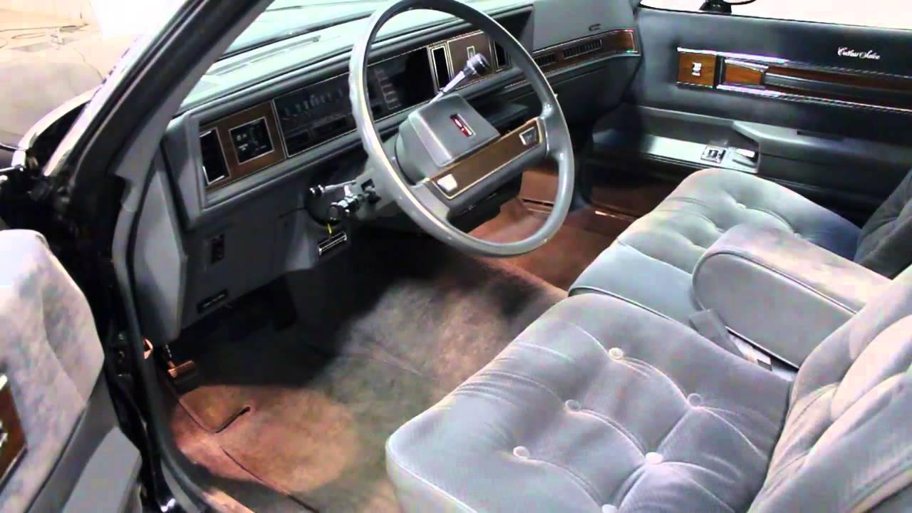 1839 Atl 1987 Olds Cutlass Supreme