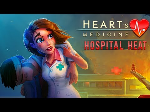 SAVING MORE LIVES - Heart's Medicine: Hospital Heat #1 (Let's Play)