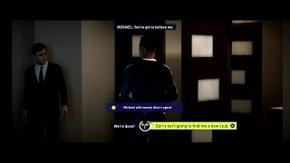 What Happens if you KEEP Michael as Agent? (FIFA 18 The Journey)