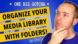 Wordpress Media Library Folders - Better Media Organization