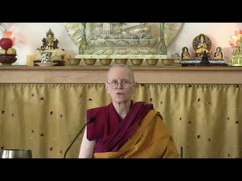 03 Concentration Retreat: Meditation on the Buddha 09-06-20
