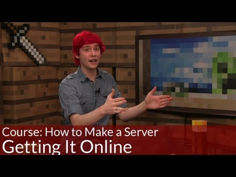 Course How To Make Server Opening Up Your Local Server To The World