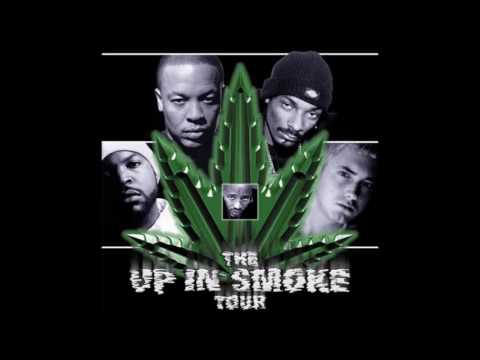 Ice Cube F/ Mack 10 & WC - We Be Clubbin / Up In Smoke Tour (live)