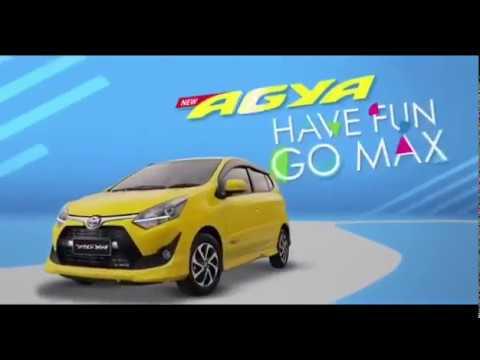 Toyota Agya Facelift 2017 Kredit Toyota Agya Facelift 2017