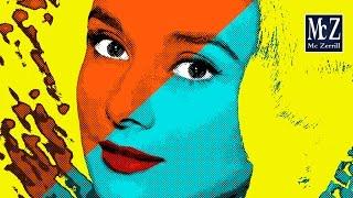 Gimp Tutorial - Effetto Pop Art Immagine Audrey Hepburn
