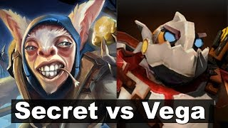 Secret vs Vega - ESL New York Final Dota 2