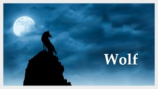Wolf howling at the moon. sound. facts. wolves howling. howl. sound effect. (canis lupus), also known as ...