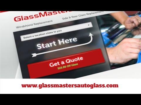 GlassMasters - Get A Quote! - Calgary, Edmonton, Red Deer, Sherwood Park AutoGlass Windshield Repair