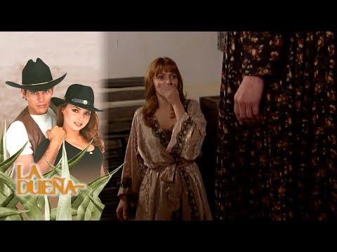 La Dueña capítulo 94: ¡Laura se quita la vida! | Tlnovelas thumbnail