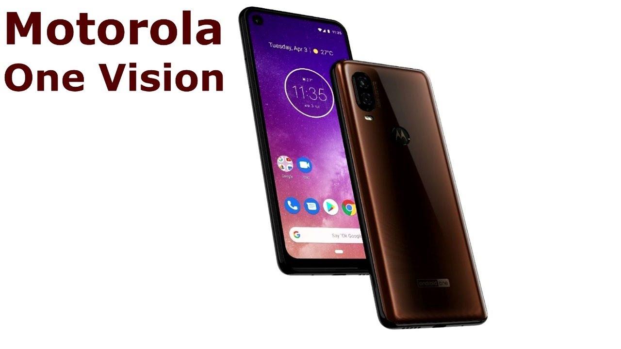 Motorola G7 Plus OR Motorola One Vision ?