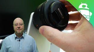 How smartphone cameras work – Gary explains