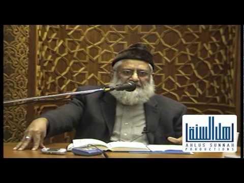History of Palestine - Shaykh Dr. Suhaib Hasan