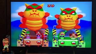 Mario Party 2 Horror Land