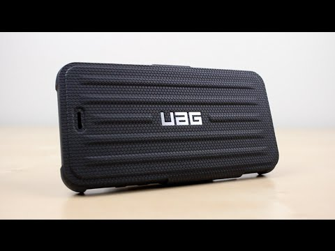 UAG Scout Folio Case - iPhone 6 Plus / 6s Plus (Unboxing & Review)