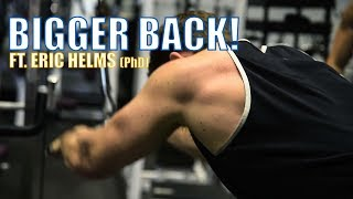 The Missing Back Movement Everyone Forgets About (Ft. Eric Helms)