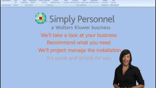 Implementation - simply personnel hr software