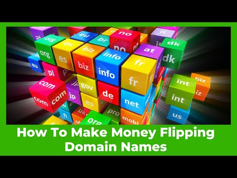 How To Make Money Flipping Domain Names Quickly