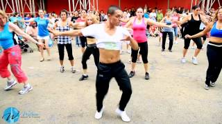 "Zumba Fitness - PUNTA Dance Class In New York By: Wilson ""El Bailarin"""