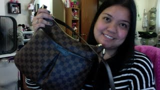 What's Inside My Bag/Purse (Louis Vuitton Bloomsbury)