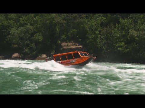 Making History Up The Niagara River