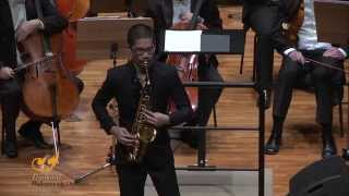 Concerto #2 for Saxophone and Orchestra by Russell Peterson [Wisuwat Pruksavanich, Saxophone]
