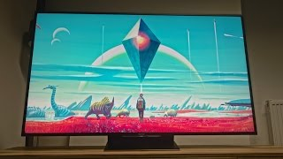 Test Sony KD 65 ZD9 UHD HDR TV mit Backlight Master Drive