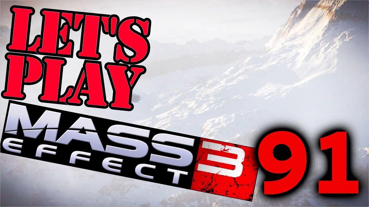 Let's Play Mass Effect 3 ULTRA,MAX DLC] #91 - Gellix