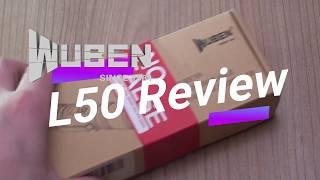 Wuben L50 1200 Lumen EDC Review