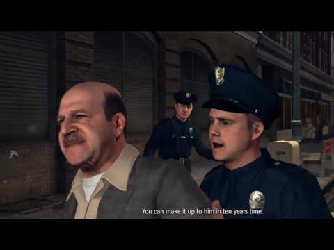 Wendell Bowers Arrest L A Noire