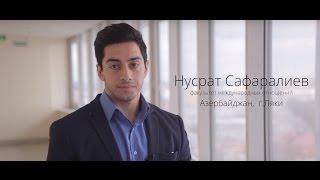 Студенты из Азербайджана о БГУ