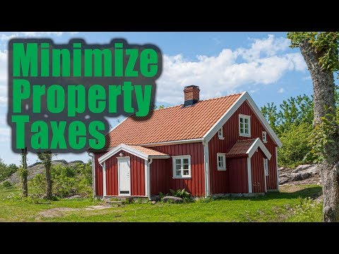 How To Lower Your Property Taxes In California