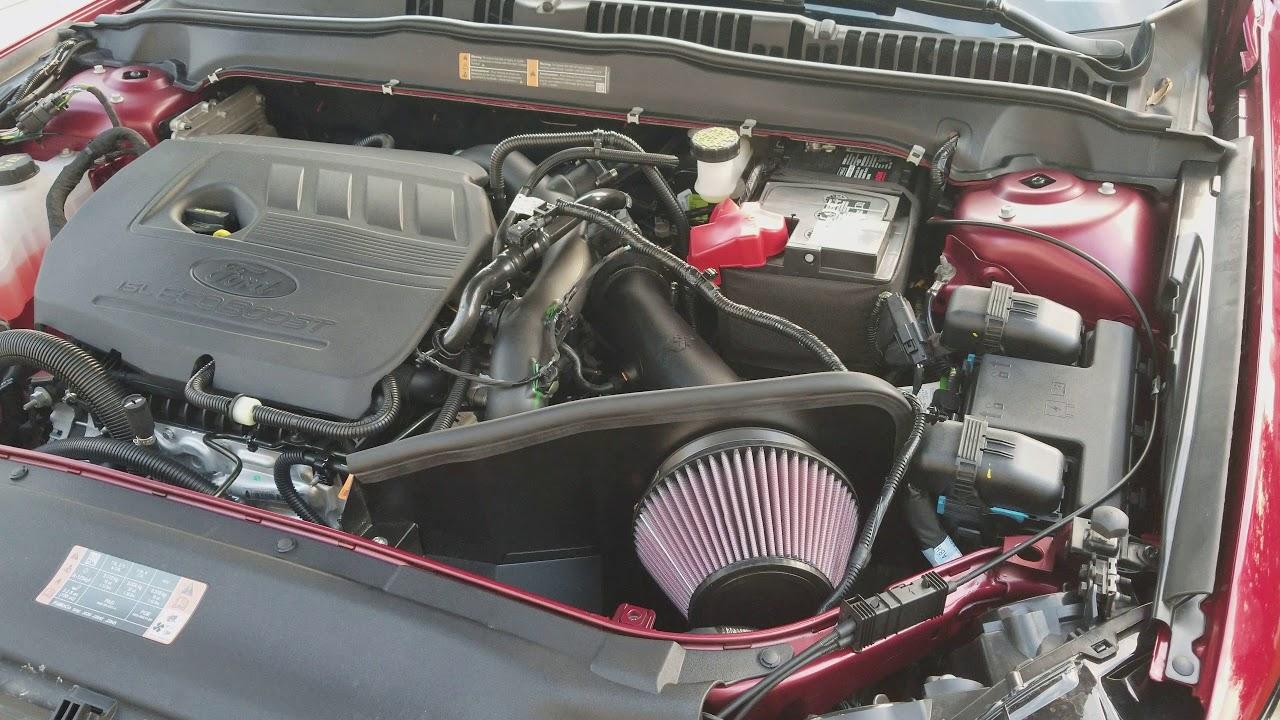 1.5 L Ecoboost >> 2017 Ford Fusion Se 1 5l Ecoboost K N Cai Cold Start