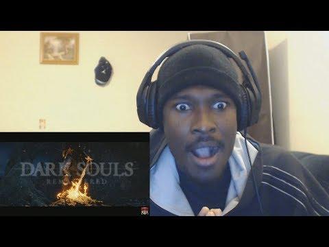 Dark Souls Remastered Nintendo Switch Trailer Reaction