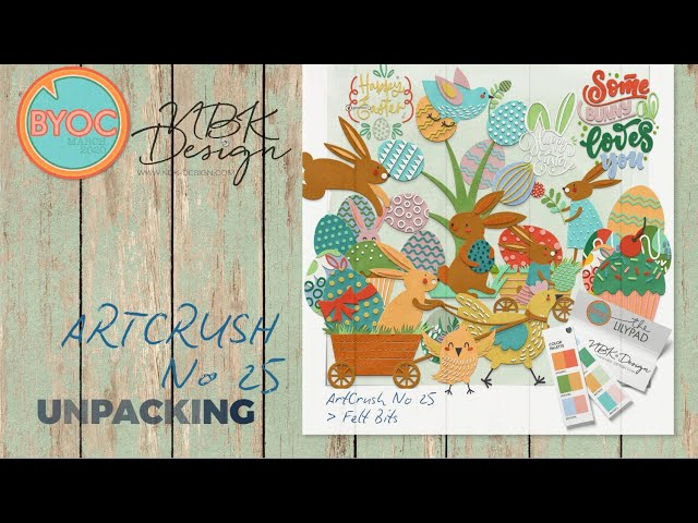 Unpacking and playing with Painters Toolbox artCrush 25