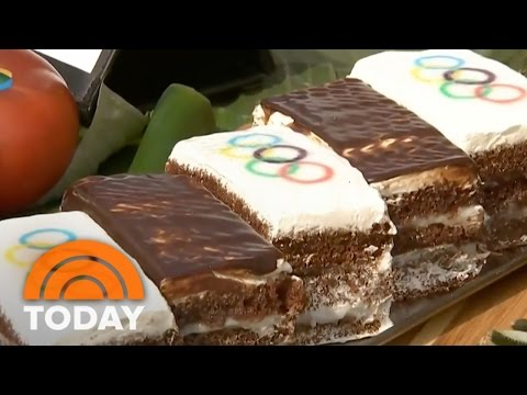 Adriana Lima, Alessandra Ambrosio Dish Up Brazilian Fish Stew, Coconut Cake | TODAY