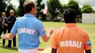 Swanny vs Murali 50p challenge