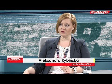 """Rybińska: """"Niemcy są na etapie rozmywania odpowiedzialności za II wojnę światową"""""""