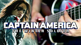 """Captain America: The Winter Soldier Theme Guitar """"Taking a Stand"""" 