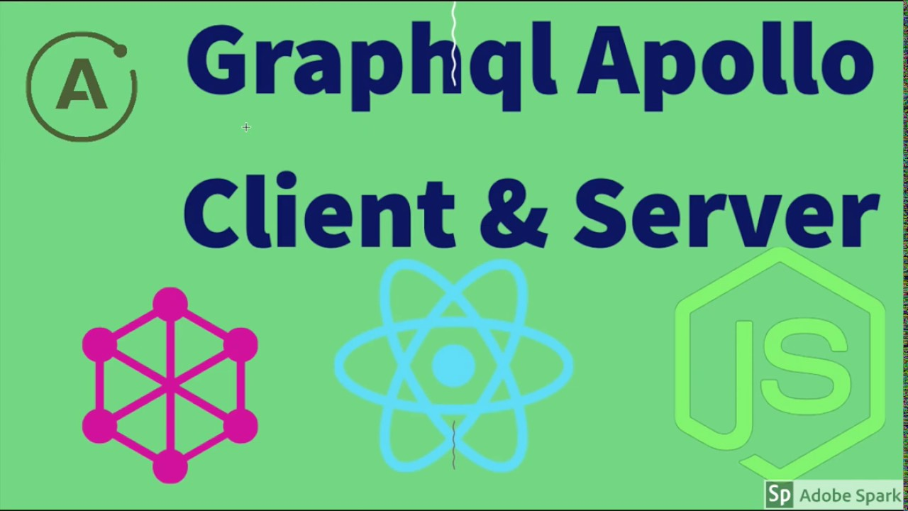 Graphql Node JS ( Graphql Server & Client using Apollo ) # 04