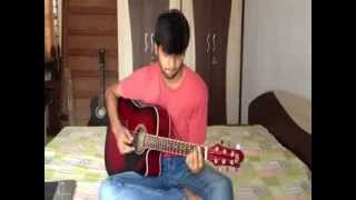 Piya aaye na  Guitar Cover by Nisarg