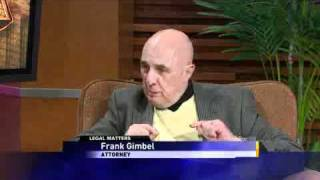 Gimbel, Reilly, Guerin & Brown, LLP Video - frank-gimbel-talks-legal-matters.mp4