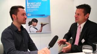 Interview mit Intel EMEA Marketing Manager Markus Weingartner (IFA 2012) Teil 2