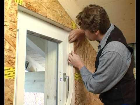 Siga Corvum 12 48 Sealing The Window And Door Frame