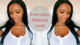 One of Kezia Eniang's most viewed videos: CURRENT EVERYDAY MAKEUP ROUTINE | KEZIA ENIANG